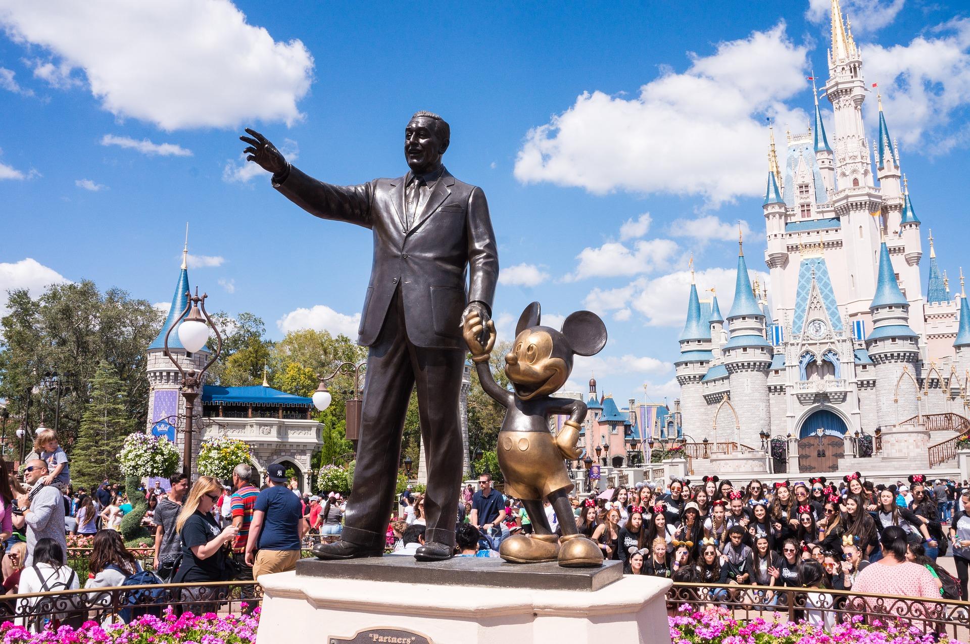Ticket to Disneyland Florida