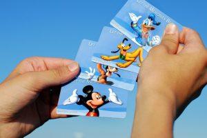 Tickets to Disney