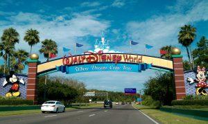 Disney World Gate