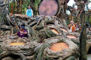 Pandora in Animal Kingdom