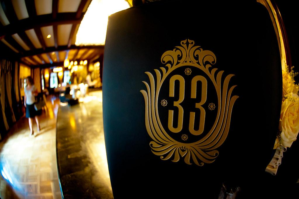Club 33 Disney World