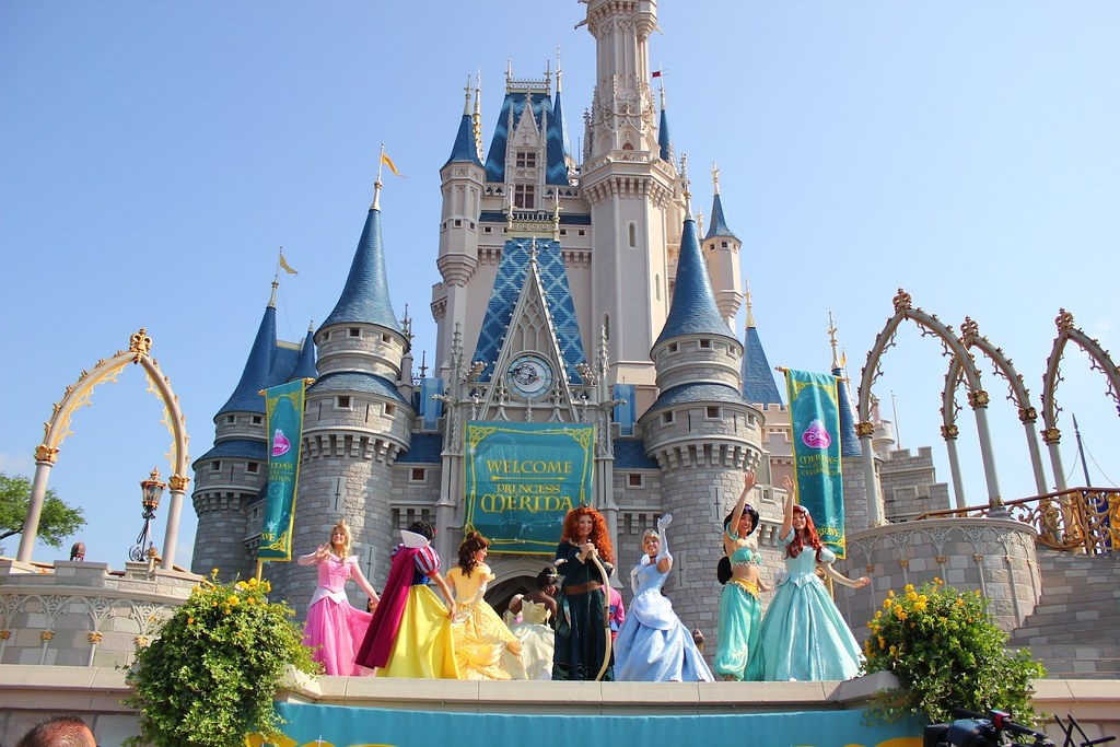 vacation package disney world