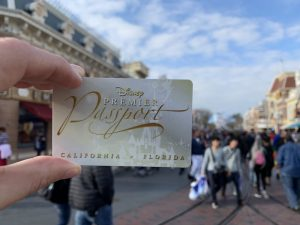 Disneyland Pricing