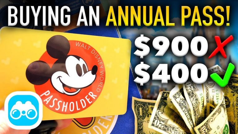 Annual Pass Disney World: Be Aware Of Scammers