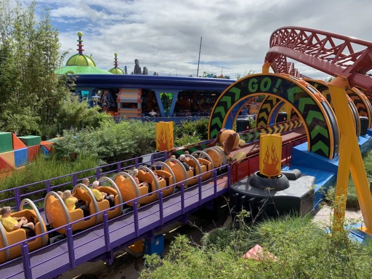 A Quick Guide On Rides At Disney World