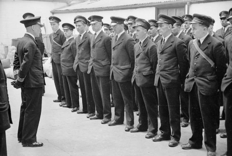 seaman uniform